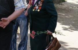 ветераны липецк  день победы